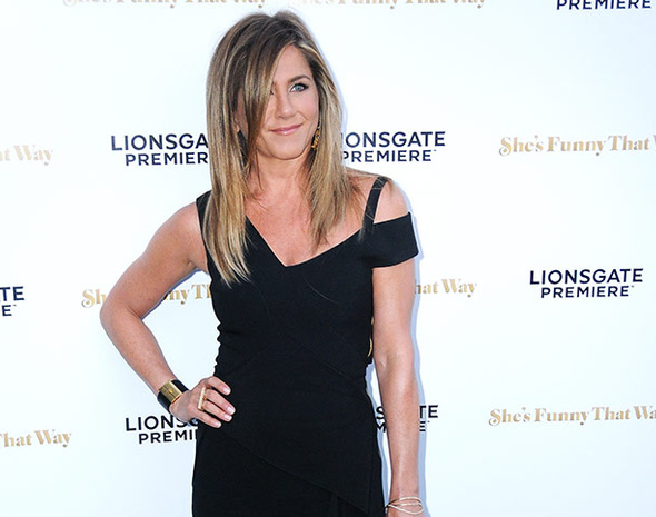 Jennifer Aniston anillo