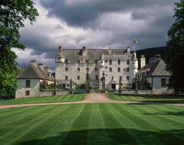 House Traquair, Escocia.